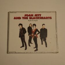 JOAN JETT- Eye to eye - 1994 CD SINGLE Germany 2-TRACKS