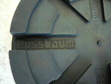 Auflageteller Gummiteller Gummiauflage Vollgummiteller rubber pad Nußbaum SLE SL
