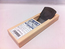 Japanese Wood Block Plane KANNA Cutter SENKICHI 40 x 150mm Carpenter's Tool