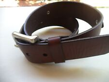 7 for all mankind men's leather belt size 28 Nice!!