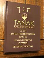 Tanak Las Escrituras ( ORIGINAL ) + Sefer HaShub