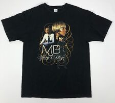 Vintage Vintage 2000s Mary J Blige Tour Camisa Hip Hop Rap Camiseta Talla  Grande mjb 411 b5769d860d2