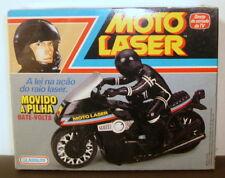 80´s Rare Street Hawk Motorcycle with Pilot MISB - Glasslite - BRAZIL!