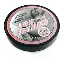 SOAP & GLORY LOVE AT FIRST BLUSH  ROSY-RADIANCE  SHIMMER POWDER
