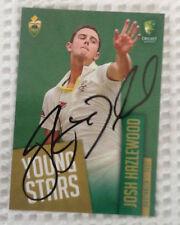 Australia National 2015 Season Cricket Trading Cards