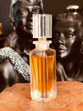 VTG Giorgio Beverly Hills RED Extraordinary Perfume 1/8oz MINIATURE PURE PARFUM