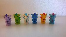 LEGO Elves Figur 6x Baby Drache Tier Animal Fantasie Minifigur selten Unbespielt