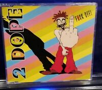 Shaggy 2 Dope - Fxck Off EP CD Didx Press insane clown posse icp twiztid wicked