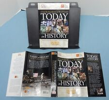 TODAY IN HISTORY ~ (c. 2003, H/C w. DJ) ~  History Channel and D.K. Publishing