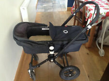 Bugaboo Cameleon Pushchair - Black/Demin with all the accessories