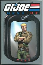 G.I. Joe The Best Of Duke Vol. 4 IDW Marvel Comics Hasbro Graphic Novel TPB 2009