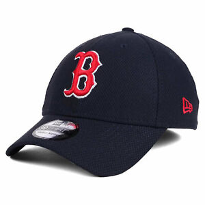 AUTHENTIC! ALL SIZES NEW ERA GAME IN GAME BASEBALL CAP BOSTON RED SOX 3930