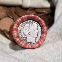 ✯ (1892-1958) Lincoln Wheat Cent & Barber Dime Rolls ✯