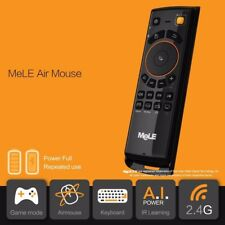 Wireless Keyboard And Air Mouse Combo RF IR Learning For Android Smart TV Box PC