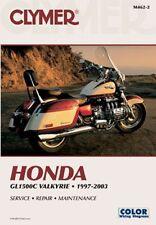 CLYMER REPAIR MANUAL M462 - Honda GL1500C Valkyrie 1997-2003