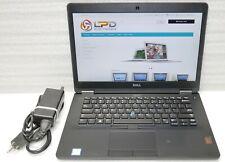 Dell Latitude E7470 Ultrabook core i7 2.6ghz 8gb 512GB SSD Windows 10 Pro webcam