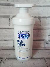 E45 Itch Relief Cream 500g Pump