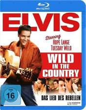 Wild in the Country - Lied des Rebellen - Elvis Presley, Tuesday Weld - Blu Ray