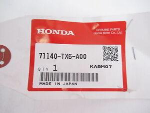 Genuine OEM Honda Acura 71140-TX6-A00 Right Front Upper Corner Bumper Beam