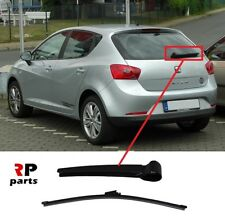 FOR SEAT IBIZA 2008 - 2017 NEW REAR WIPER ARM WITH BLADE 350 MM