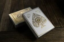 Artisan White Deck Playing Cards by Theory 11