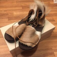 NEW Brother Vellies Springbok Sandals Size 9