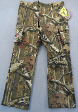 SCENT BLOCKER Womens SOLA KNOCK OUT CAMOUFLAGE TRINITY HUNTING PANT NWT  L  $130