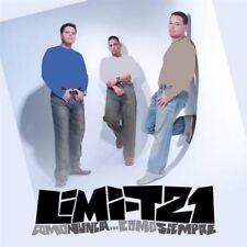 Limit 21 Como nunca Como siempre CD New Nuevo sealed