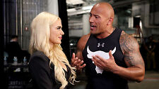 The Rock WWE Raw in Miami 4x6 Photo #2
