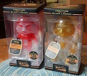 Funko Universal Monsters Creature From The Black Lagoon Hikari Sobufi Set of 2