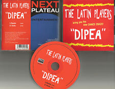 THE LATIN PLAYERS Dipea w/ RADIO & CLUB MIXES LIMITED USA CD single 1997 MINT
