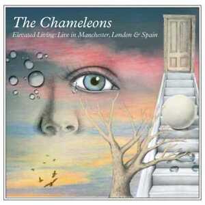 The Chameleons - Elevated Living (NEW 2CD,DVD)