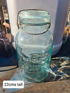Vintage Jar Bottle Collectable