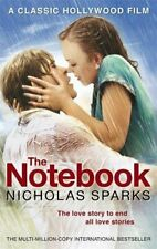 The Notebook (Calhoun Family Saga) by Nicholas Sparks Paperback Book The Cheap