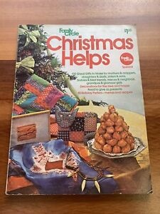 Family Circle Magazine 1973 Christmas Helps December Special