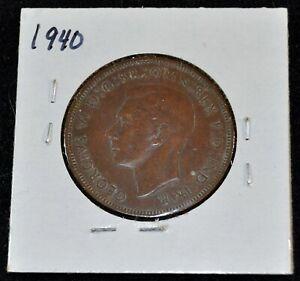 Great Britain/UK, 1940 Penny