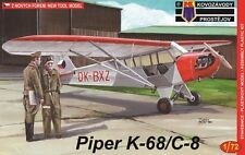 Kovozavody Prostejov 1/72 K-68/C-8 (Piper L-4) # 7241