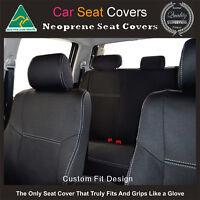 Seat Covers fit Toyota RAV4 Front & Rear 100% Waterproof Premium Neoprene