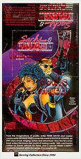 Factory Case-1993 Comic Images Sachs & Violens Fantasy Art Cards (12 bpxes)-Rare