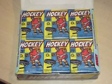 1983/84 OPC Hockey Unopened Wax Pack Fresh From Box!!