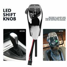 Auto LHD Automatic LED Shift Knob Gear Shifter For E90 E93 E82 E84 E88 E89 E91