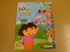 STICKER ALBUM PANINI ZONDER STICKERS - NICK JR DORA