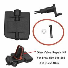 Intake Manifold DISA Valve Repair Kit For BMW E39 E46 E83 325i 525i M54 2.5 New