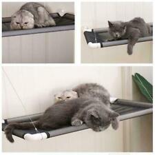Cat Window Perch Pet Seat Bed Indoor Mount Shelf Bolster Supplies Kitten H8A4