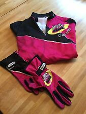 Castelli Retro Cycling Jersey And Gloves