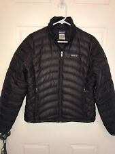 Patagonia Women's Down Sweater Jacket, Brown, Sz Small