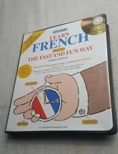 Fast and Fun Way Compact Disc Packages Ser.: Learn French the Fast and Fun...