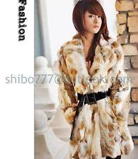 Waist Length Fur Coats & Jackets for Women