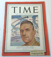 May 17, 1943 TIME magazine ~General Harold L George, Groucho Marx,Haile Selassie