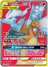 Reshiram & Charizard GX 194/214 - MINT/NM - UNBROKEN BONDS - Pokemon TCG